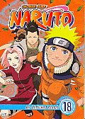 Naruto Volume 18:unrivaled Match