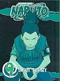 Naruto Uncut Box Set Volume 9