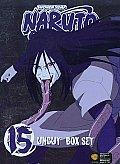Naruto Uncut Box Set Volume 15