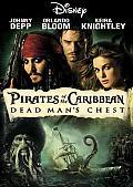 Pirates of the Caribbean:dead Man's C