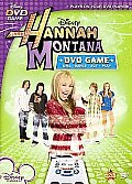 Hannah Montana:DVD Game (Full Screen) Cover