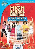 High School Musical:DVD Game (Full Screen) Cover