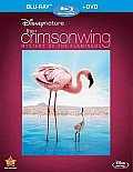 Disneynature:crimson Wing the Mystery (Blu-ray) (Widescreen) Cover
