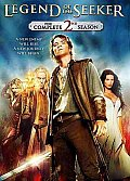 Legend of the Seeker:complete 2ND SSN