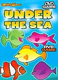 Under The Sea DVD Game Animated Fish Tank