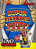 Super Hero Stomp Party Game