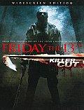 Friday the 13TH:killer Cut
