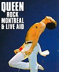 Queen Rock Montreal & Live Aid (Blu-ray)