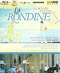 Puccini:la Rondine Live From the Teat (Blu-ray)