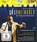 Wagner:das Rheingold (Blu-ray)