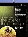 Prokofiev:love for Three Oranges (Blu-ray)