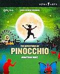 Dove:adventures of Pinocchio (Blu-ray)