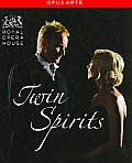 Schumann:twin Spirits Sting Performs (Blu-ray)