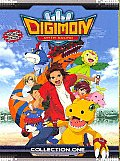 Digimon Data Squad Collection One