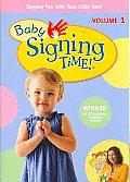 Baby Signing Time, Volume 1