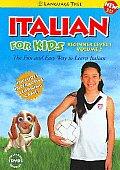 Italian for Kids Beginner L1 V2