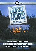 Great Lodges of the National Parks Co (Full Screen) Cover