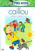 Caillou 2 Pack