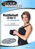 Absolute Beginners:kettlebell 3 in 1