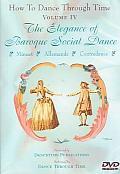Elegance of Baroque Social Dance Volume 4