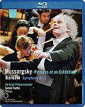 Mussorgsky:pictures At an Exhibition/ (Blu-ray)