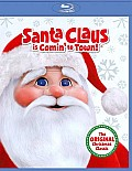 Santa Claus Is Comin To Town (Blu-ray)