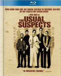 The Usual Suspects: Limited Edition (Blu-ray + Book) (Widescreen)