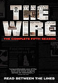 The Wire: The Complete Fifth Season (Full Screen)
