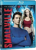 Smallville:complete Seventh Season (Blu-ray)