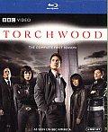 Torchwood:complete First Season (Blu-ray)