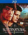 Supernatural:complete Third Season (Blu-ray)