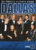 Dallas:complete Eleventh Season