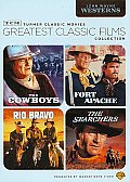 Tcm Greatest Classic Films:john Wayne (Widescreen) Cover