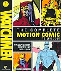Watchmen:motion Comics (Blu-ray)