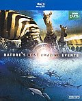 Nature's Most Amazing Events (Blu-ray)