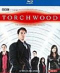 Torchwood:complete Second Season (Blu-ray)
