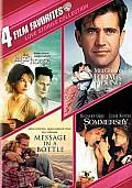 4 Film Favorites:love Stories