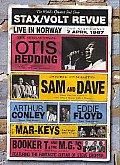 Stax/volt Rewiew:live in Norway 1967