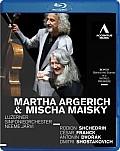 Martha Argerich & Mischa Maisky (Blu-ray)