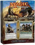MtG Monsters Vs Heroes Duel Deck Magic the Gathering