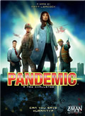Pandemic Board Game 2013 Revised Edition