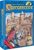 Carcassonne Board Game with River Expansion