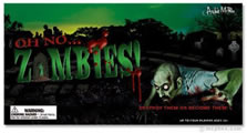 Oh No Zombies! Board Game