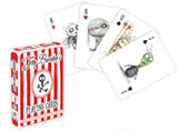 Playing Cards Tim Burton