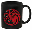 Game of Thrones Mug: Targaryen Sigil
