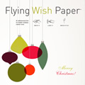 Retro Ornaments Flying Wish Paper Kit