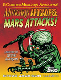 Munchkin Apocalypse Mars Attacks Game