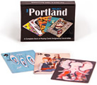 Portland Project Art Playing Cards