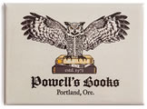 Powell's Owl Magnet