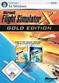 Ms Flight Simulator X Gold